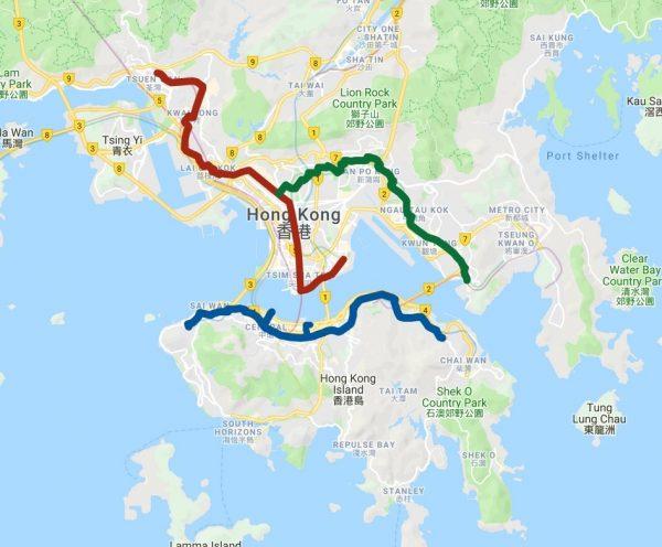 Протестующие в Гонконге планируют сформировать живую цепь, чтобы привлечь внимание всего мира