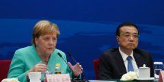 Меркель: решение политического кризиса в Гонконге может быть достигнуто только путём диалога и следует избегать насилия