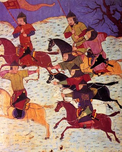 Чингисхан и его сокол. Легенда с глубоким смыслом