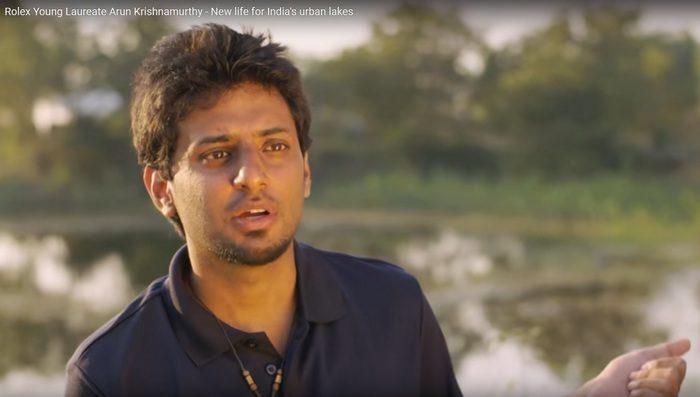Сотрудник Google ушёл с работы, чтобы очистить озёра вокруг своего дома. Теперь это проект на всю страну!