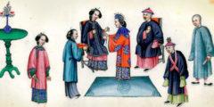 Как в Древнем Китае создавали семьи, и почему договорные браки были крепкими