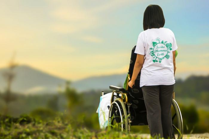 Ради мужчины-инвалида женщина преодолела 3000 км и не жалеет об этом. Настоящая любовь не только в сказках бывает