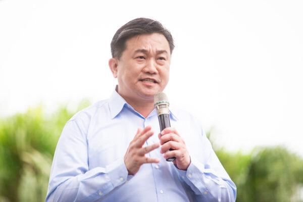Тайвань запретит въезд в республику китайским чиновникам, преследовавшим Фалуньгун