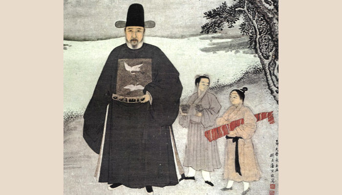 Древняя китайская легенда о высокомерном аристократе и упущенных возможностях