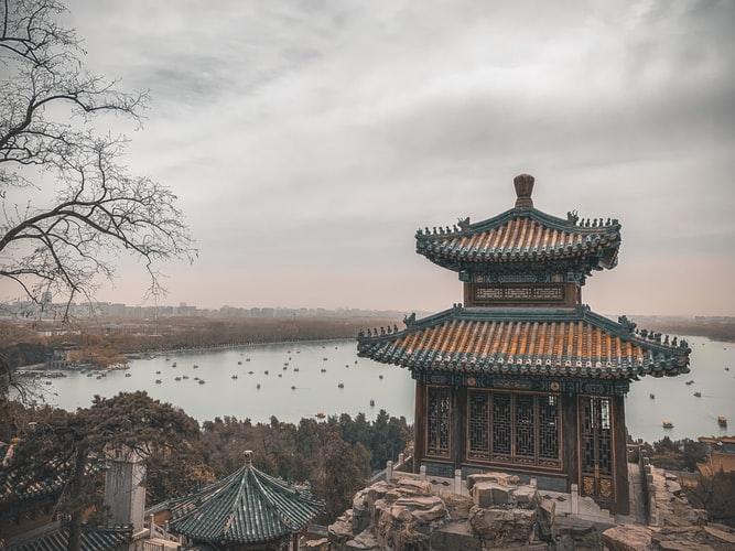 Летний дворец. Китай