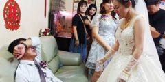 Свадьба дочери разбила вдребезги суровый образ отца