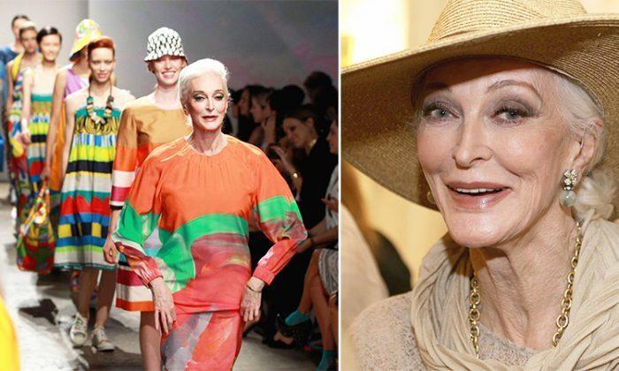 Как выглядеть привлекательно в любом возрасте, рассказала 87-летняя модель. Её советы  доступны каждой!