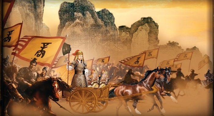 Императрица древнего Китая, которую прозвали богиней войны — Фу Хао