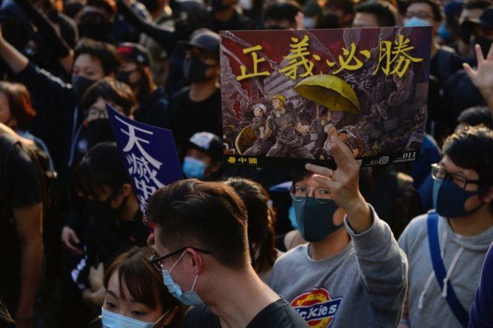 Гонконг, Китай, свобода