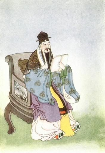 Мэн-цзы, рисунок