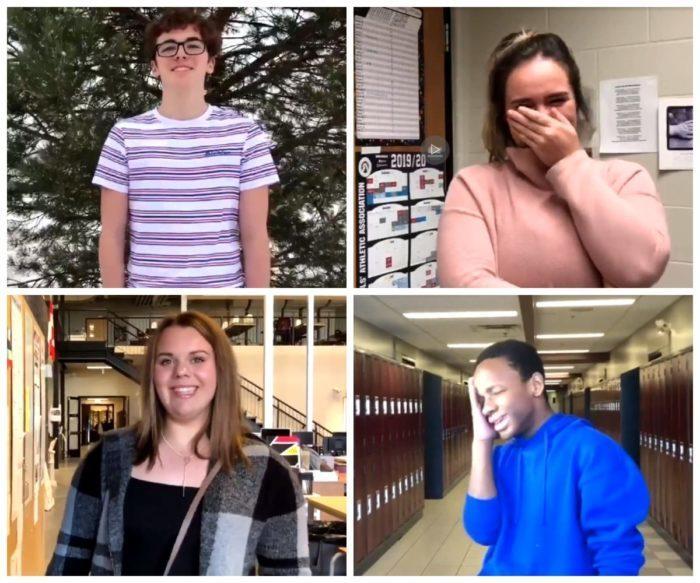 (Видео) 16-летняя девушка решила распространить «позитив» в интернете. И для этого записала реакцию людей на простой комплимент