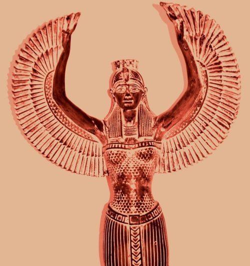 древнеегипетская богиня Исида