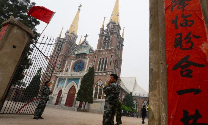 Церкви в опасности. Коммунистический режим усиливает религиозное преследование