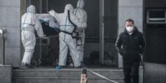 Третья смерть и 136 новых случаев заражения вирусной пневмонией в Китае