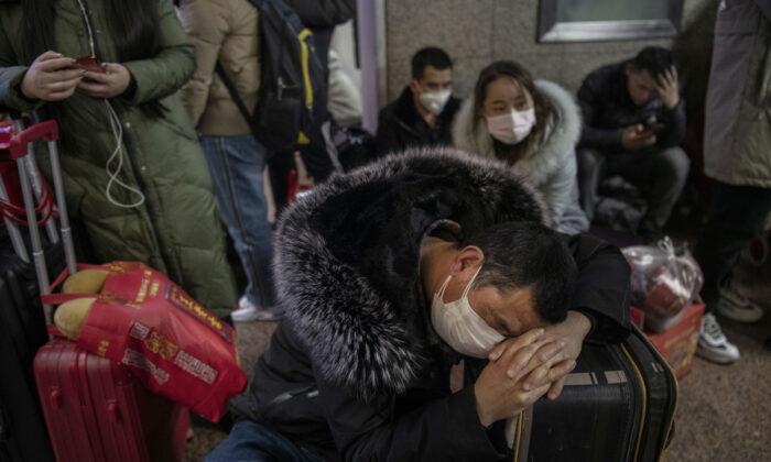 Эксперт: Масштаб новой эпидемии вирусной пневмонии в Китае может в 10 раз превысить масштаб атипичной