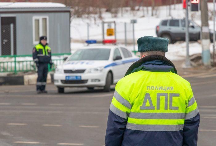 В Подмосковье произошло ДТП с коммунально-хозяйственной подоплекой