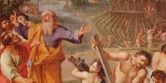 Почему у Ноева ковчега не было руля?