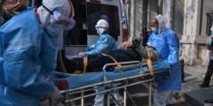Сотрудники похоронных бюро Уханя сообщили о резком увеличении числа кремаций в связи со вспышкой нового коронавируса