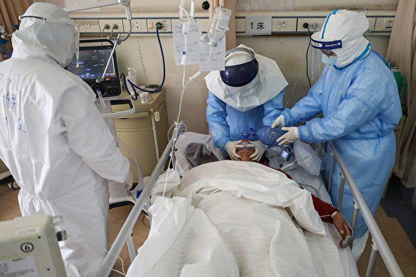 Врач сравнил предсмертные мучения от коронавируса COVID-19 с ощущениями тонущего человека