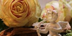 (Видео) Женщина расплакалась, когда получила букет на День святого Валентина, потому что поблагодарить отправителя она уже не может