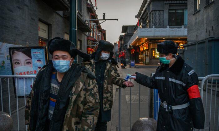 Эксперты скептически относятся к заявлениям китайского правительства о контроле над эпидемией COVID-19