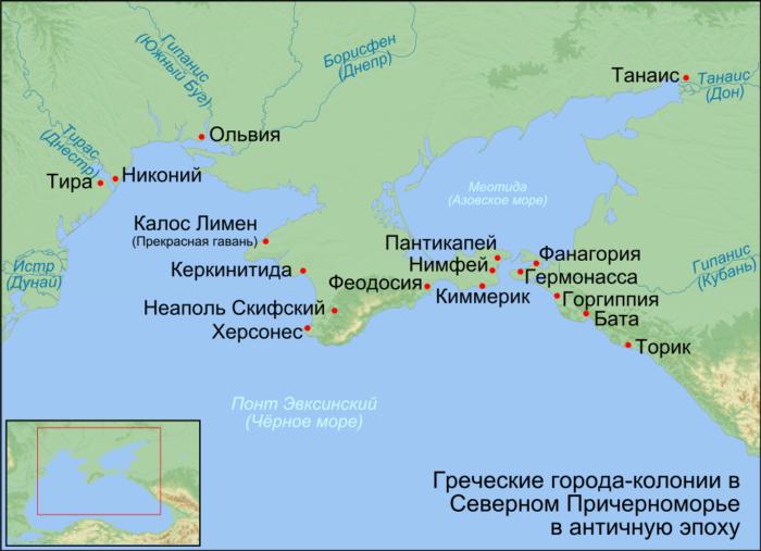 Какую древность скрывает Чёрное море России?