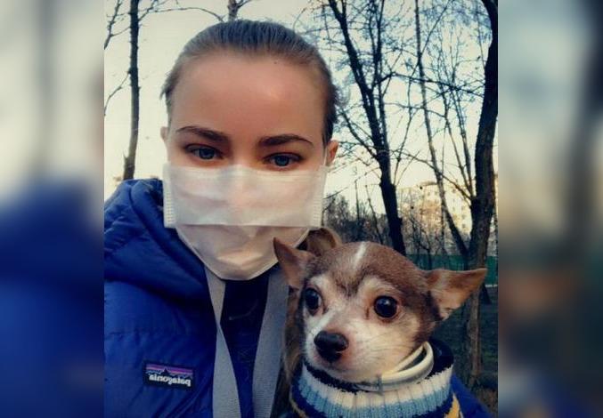 Волонтёра с чужой собакой ожидал сюрприз в ветклинике. Маленькое чудо во время карантина