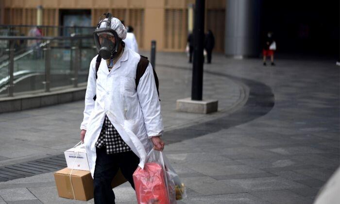 Китай обеспокоен распространением вируса через бессимптомных пациентов с COVID-19