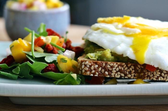Завтрак с белком помогает оставаться стройным. Всё из-за инсулина