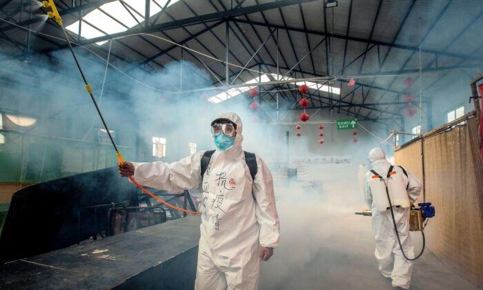 Растёт число заболеваний COVID-19 в северном Китае
