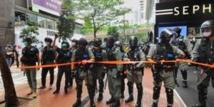 Гонконгцы снова вышли на улицы. На этот раз против закона «О национальной безопасности»