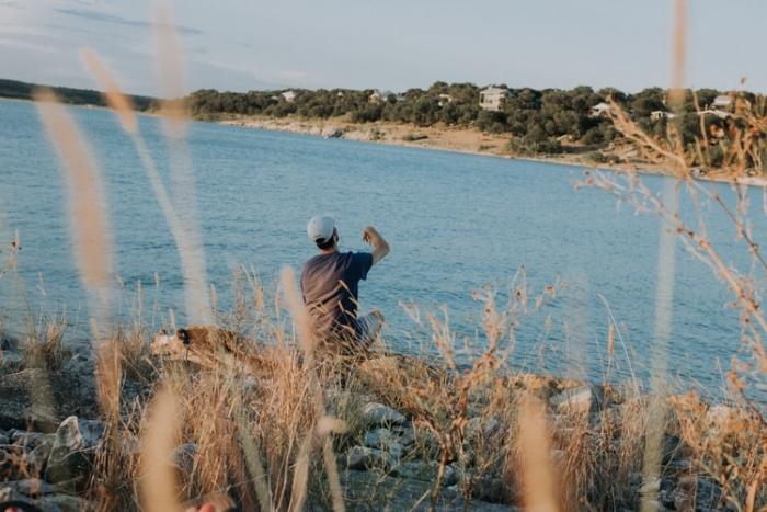 6-летний мальчик отправился на магнитную рыбалку. И поймал сейф!