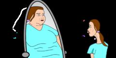 Анорексия: как справиться с неправильными представлениями