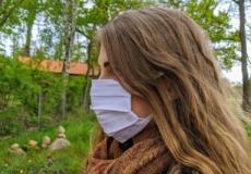 36-летней женщине повезло, когда она заболела COVID-19. Потому что вирус вскрыл другую её проблему!