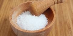 Важность соли в диете