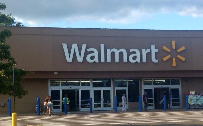 супермаркет Walmart