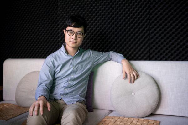 Вентус Лау, продемократический гонконгский активист