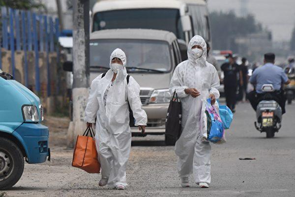 Число заболевших COVID-19 в Пекине выше, чем объявляют власти. Согласно внутренним документам