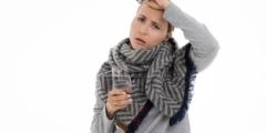 Медики прогнозируют рост простудных заболеваний в январе