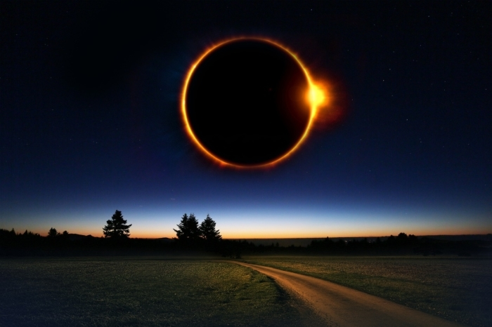 Солнечное затмение — это плохой знак, считали китайцы в древности. Но объясняли, как избежать бед!