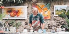 После клинической смерти художник утратил талант, но приобрёл сверхспособности