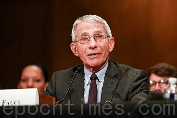 Директор Национального института аллергических и инфекционных заболеваний США доктор Энтони Фаучи