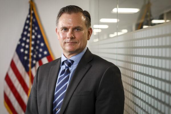 Роберт Сполдинг, бригадный генерал ВВС США в отставке, Вашингтон, 29 мая 2019 года