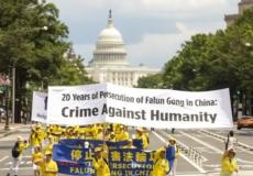 Популярный китайский блогер рассказал, что думает о преследуемой в Китае духовной группе