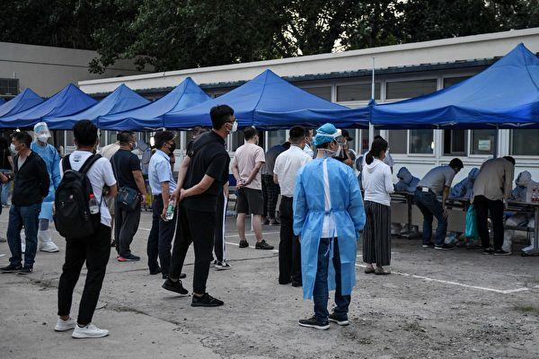 Только после пятого теста жительнице Пекина диагностировали COVID-19