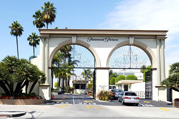 Paramount Studios в Лос-Анджелесе
