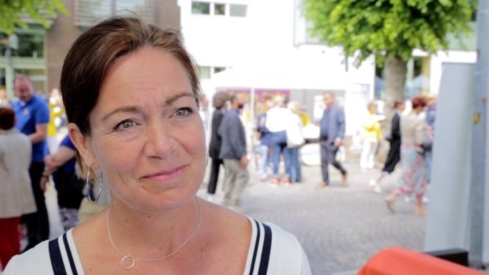 Шведский законодатель Энн-Софи Альм.