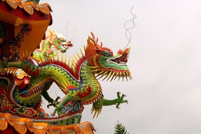 Китайские драконы не миф? Исторические записи и газета 80-летней давности утверждают, что нет!