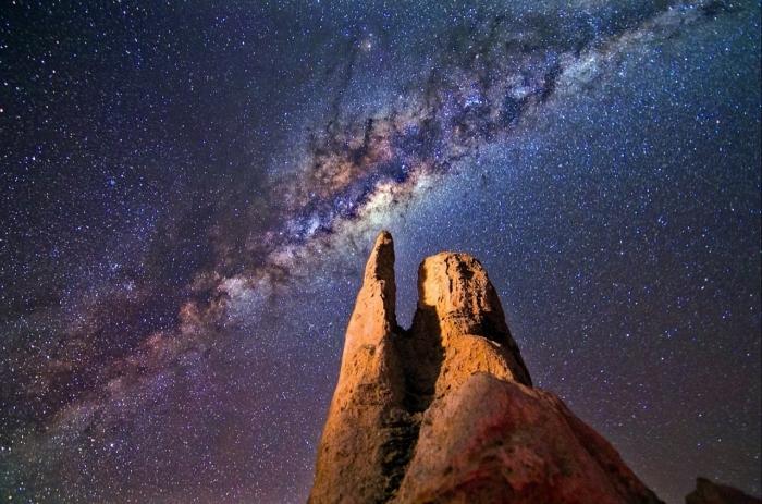 Млечный Путь.