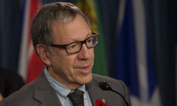 Ирвин Котлер, бывший министр юстиции и бывший генеральный прокурор Канады